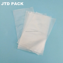 Qingdao JTD Plastic Manufacturer Customized Food Grade Transparent Plastic Popsicle Packaging Bags
