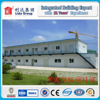 modular home for classroom ,prefabricated house for dormitory , prefabricated temporary modular construction