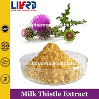 Herb Plant Extract Ingredient Additive Milk Thistle Seed