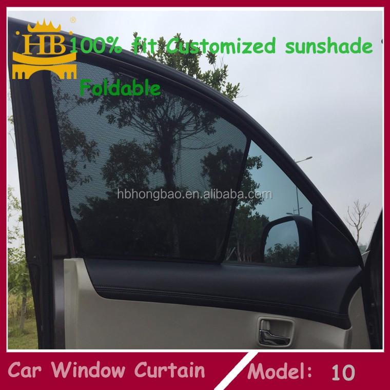 Car window sunshade 100% fit