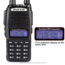 baofeng UV82 talkie-walkie with LCD dual band handy-talkie