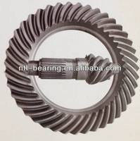 Professional manufacture truck Crown wheel and pinion set gear for ISUZU 10PC1