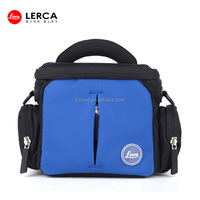 Newest Trendy Unique Navy Blue DSLR Camera Bag Waterproof