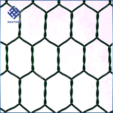 30 Years' factory supply weaving triple twist galvanized hexagonal wire mesh