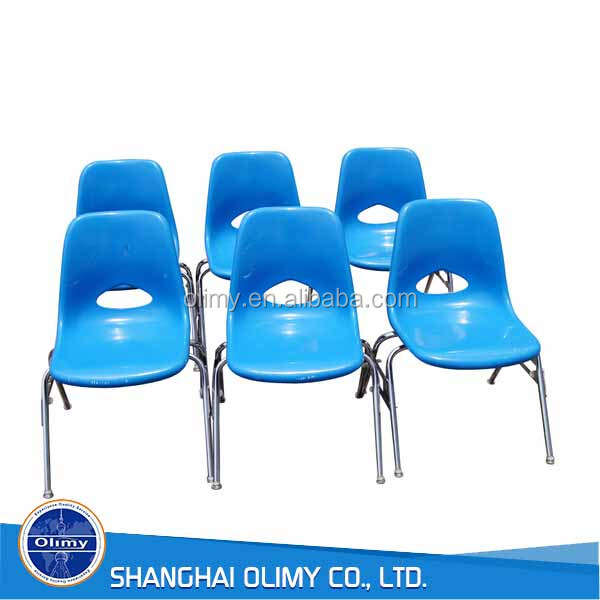 Olimy custom classic fiberglass side chair SMC FRP chairs