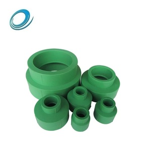 Ppr fitting names plastic reducing coupling for water pipes