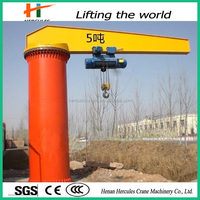 Hot Sale 360 Degree Small Jib Crane with Large Capacity