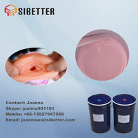 Liquid Silicone Rubber for Sex Toys, Sex Toys for Man and Woman
