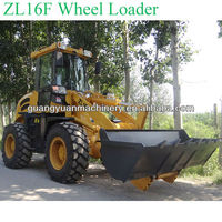 ZL16F CE skip wheel loader manufacturer