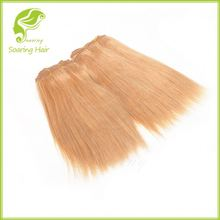 Straight Italian Yaki Remy Hair Weaving
