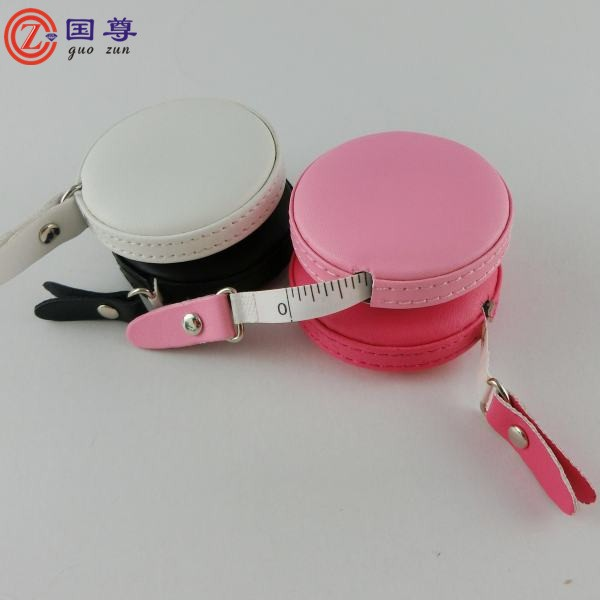 Round Shape Freeman Measuring Tape / Rmbossed Tape Measures / Tape Measure Manufacturers