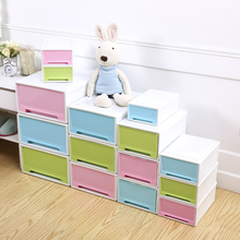 Plastic Baby Clothing Storage Drawers