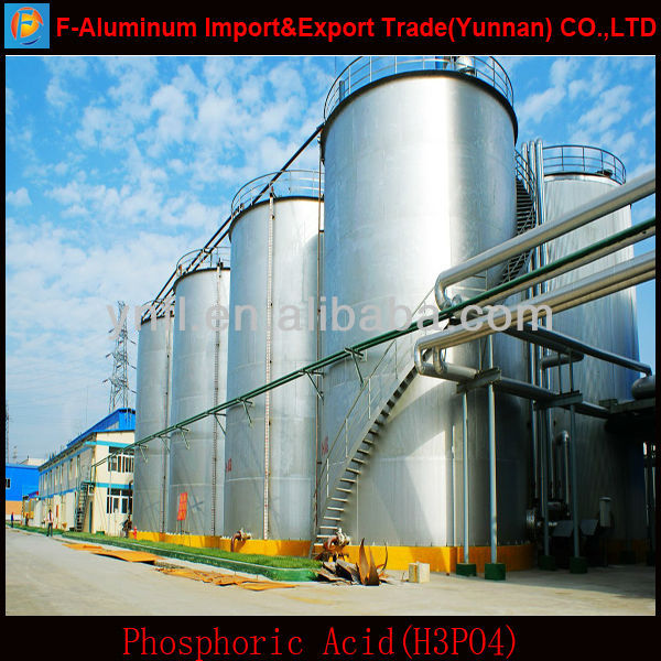 Cas 7664-38-2 H3PO4 phosphorus acid