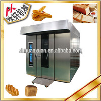 Good Baking Commercial Bread/Biscuit Usage Gas Rotary Oven