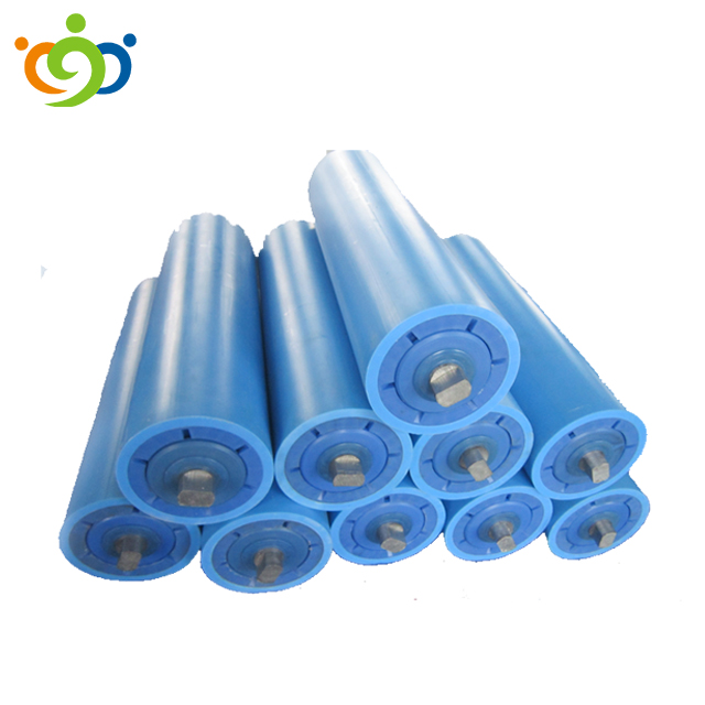 UHMWPE plastic conveyor return/drive <strong>roller</strong> sale