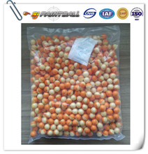PEG paintballs are gelatin capsules containing with non-toxic and water-soluble substances