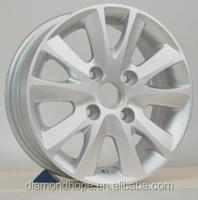 Chinese manufacturer hot sell high quality alloy wheel(ZW-S046)