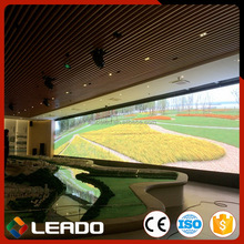 High purity customized light led rental screen for stage