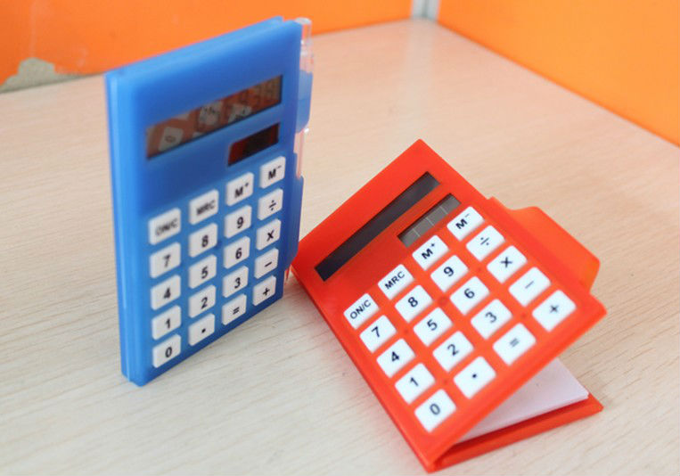 Mini Multi-function pocket calculator for children;mini cute calculator; pocket size calculator