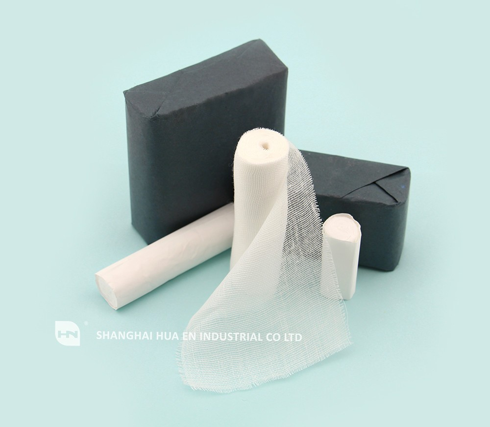 Medical Cotton Tubular gauze bandages