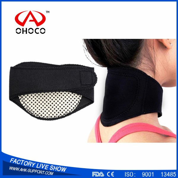 2017 High Quality Tourmaline Self-Heating Magnetic Therapy Neck Protector Support Medical Neck Brace