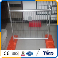 Fast shipping 2.1*2.4m 60*150mm 50*200mm hole electric galvanized mobile pet fence