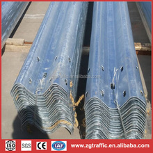 guard rail HDG factory price and China manufacturer