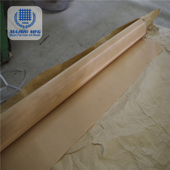 Manufacturer Supply Copper Woven Wire Mesh / Net for Filter