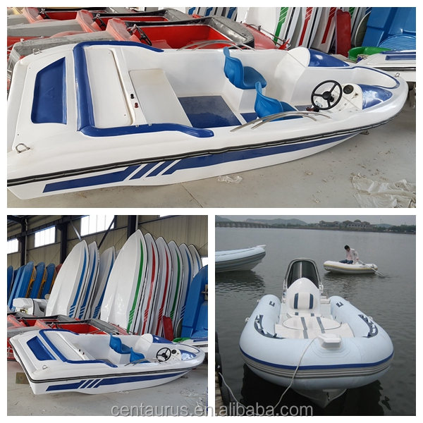 Best price folded rib boat with fast delivery