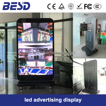 full color floor standing indoor led display/ led screen/ led board