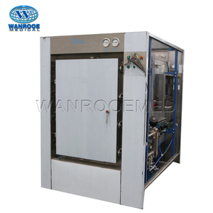 YG Series Hot Selling Double Door Pulsating Steam Vacuum Autoclave Sterilizer