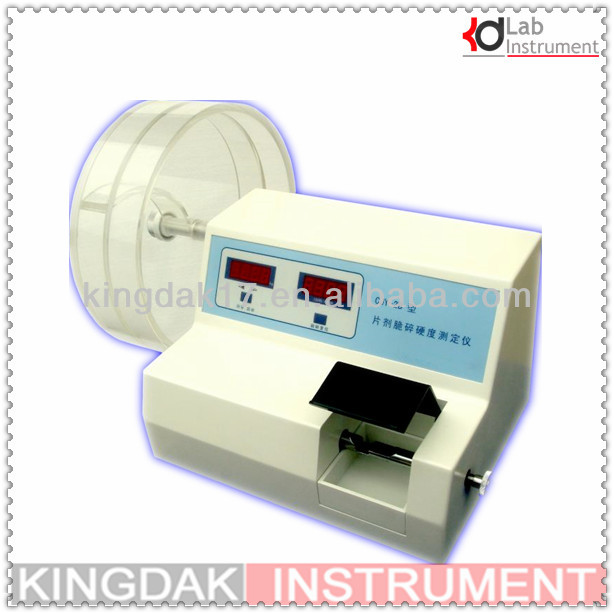 CJY-2B tablet two usage tester/ tablet friability and hardness tester