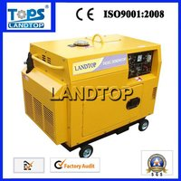 tops portable small silent diesel generators
