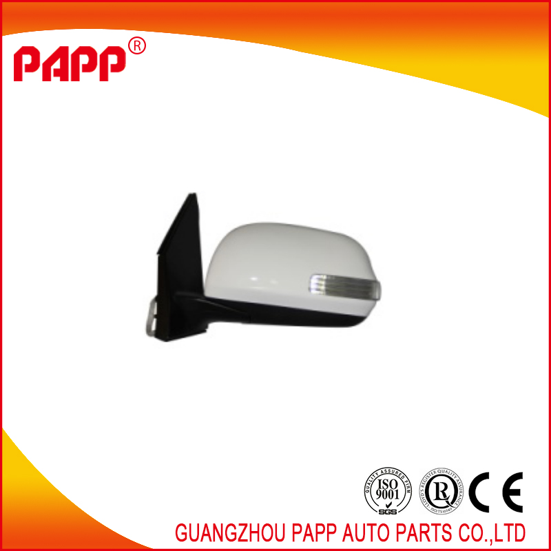 auto aftermarket car side mirror with light for toyota rav4 2010- 2013