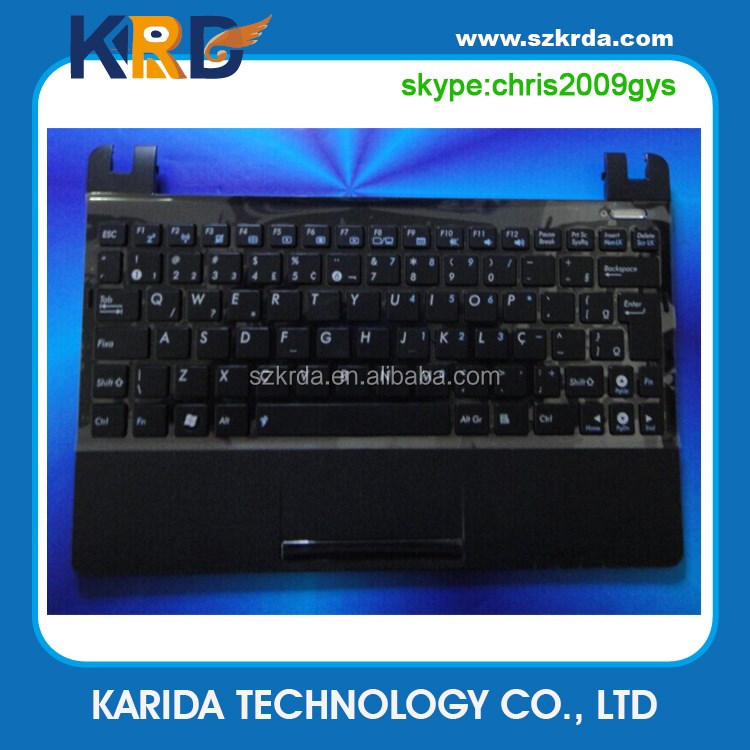 BR/PO/FR/TR/SP/US layout laptop keyboard for ASUS Eee PC X101H X101CH X101 keyboard