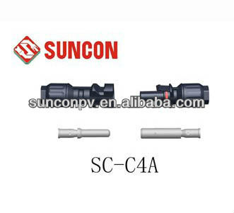 solar quick coupler ip68 tuv for solar mudule solar power system