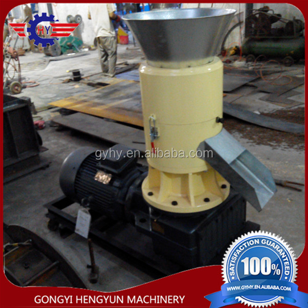 wax apple tree pellet machine/ ficus microcarpa root pellet mill