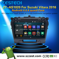 touch screen android car dvd gps navigation system for Suzuki Vitara 2016 android car dvd player with 1.6GHz CPU Radio GPS BT