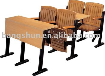Hot sale lecture furniture school chairs BS-908-04