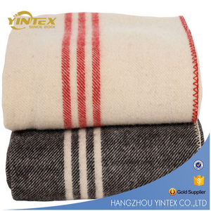 Hot Selling Hotel or Home Used Wool Blanket