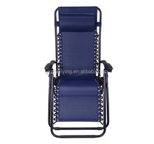 Navy ourdoor foldable deck chair