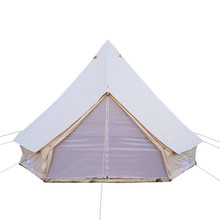 2018 Big Waterproof Camping Canvas Bell Tent 5m for Sale