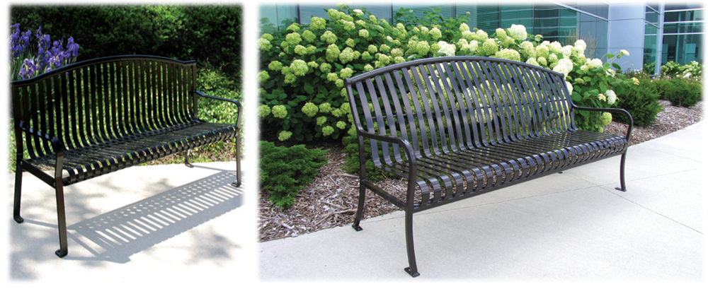 2017 pipe made Stainless steel durable stainless steel bench seat