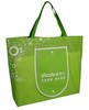wholesale cheap recycle vegetable shopping trolley bag