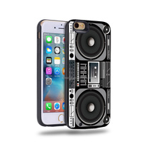 Classic Retro electrical appliances battery case for iPhone Vintage/Retro Style radio power bank case Mobile power cases