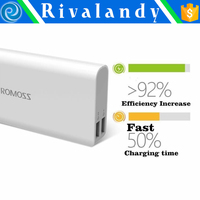 For Phone And Tablet Power Charging 10400mah External portable Mobile Power Bank