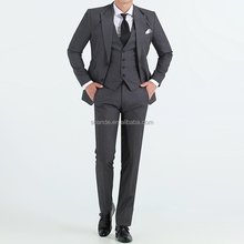 Custom made fashion design wedding suits for men