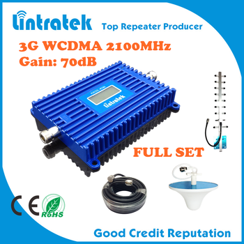 Newest 3G Signal Band Booster Series radio wcdma repeater