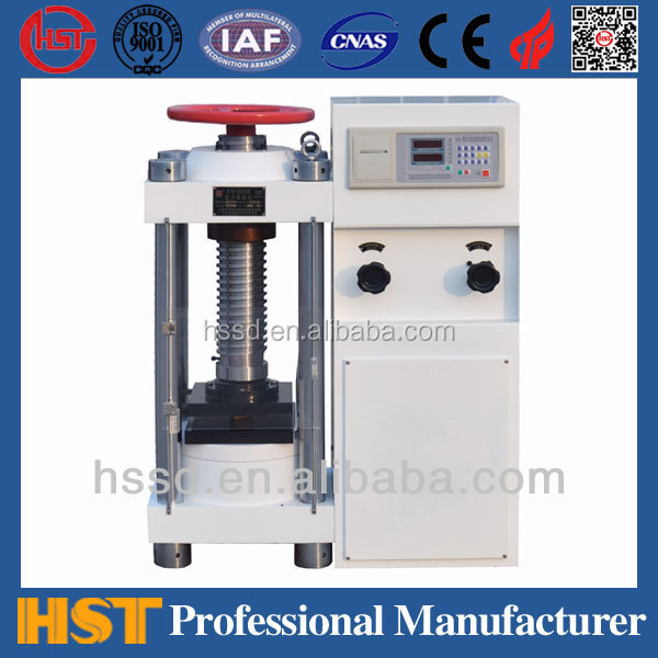 Manual Compression Testing Machine, Brick Pressure Tester