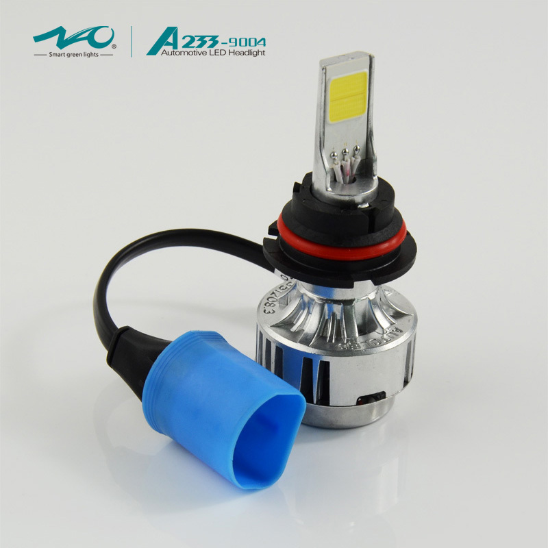 factory wholesale high quality car headlight lamp 33W 3000lm emergency led bulb light with built-in battery